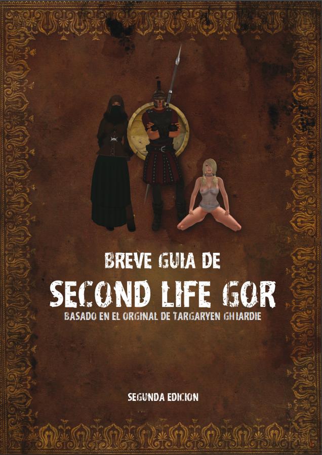 portada guía de second life gor